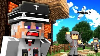 THE NEW GERMAN PLANS! (OH NO!) - Minecraft WW2 - S4E4 (Heroes and Generals Roleplay)