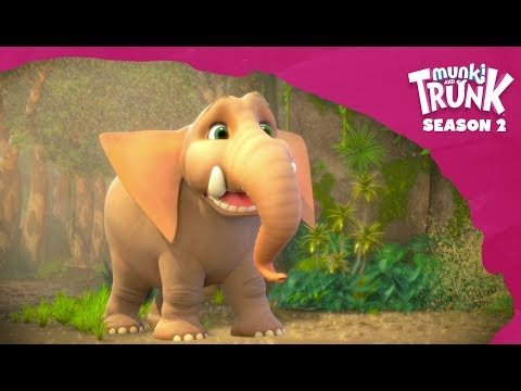 A Sneeze On The Breeze – Munki and Trunk Season 2 #2