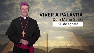 O Evangelho do dia com Dom Mário Spaki 20-08-2019