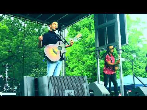 'My Own Hero'  Andy Grammer (Live) @Wilmington Flower Market, Rockford Park, DE 5/11/19 - Barb1313