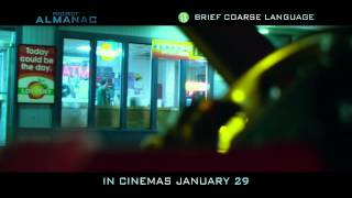 Project Almanac  Payoff Trailer   Singapore  Paramount Pictures International