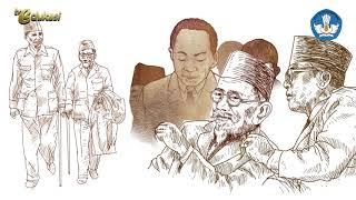 Karikatur Sejarah | Agus Salim