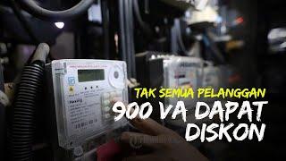 Alasan Tak Semua Pelanggan Listrik 900 VA Dapat Diskon Tarif dari PLN