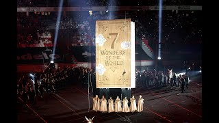 Trailer: Official Declaration of the New7Wonders of the World