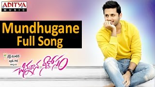 Mundhugane Full Song - Chinnadana Neekosam Movie