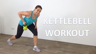 10 Minute Kettlebell Workout by FitnessType