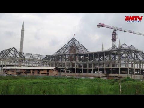 Masjid Raya Daan Mogot Bukan Kerja Nyata Ahok