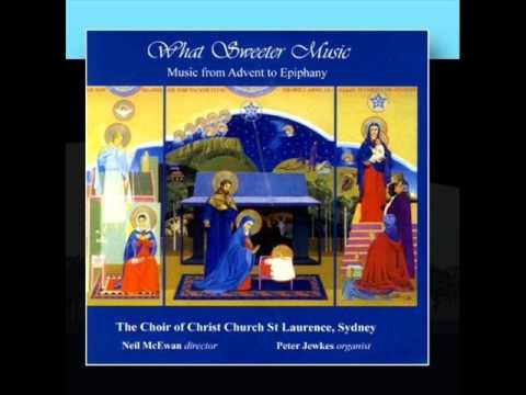A maiden most gentle - Choir of Christ Church St. Laurence