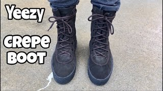 31a790dabbc17 Video Yeezy Crepe Boot