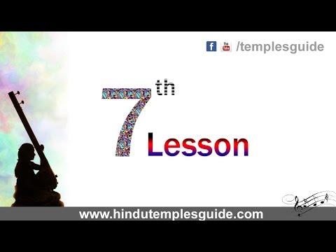 Telugu Carnatic Music 2nd Lesson Sarali Swaralu 2 - смотреть