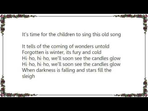 Boney M. - Darkness Is Falling Lyrics