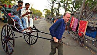 ✅Как стать РАБОМ в индийских трущобах 🚲 Встряли из-за Короны в Калькутте ☢ Вот это цены на базаре!!!