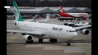 Alemanha fecha portas a companhia aérea do Irão