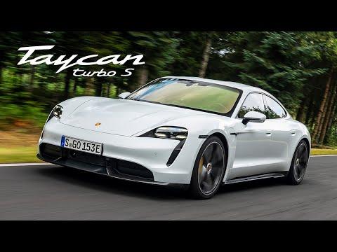 External Review Video 39qT5d3NhOo for Porsche Taycan Turbo & Turbo S Electric Sedan