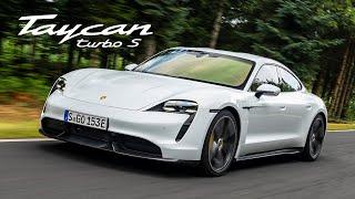 Porsche Taycan 2020 - dabar