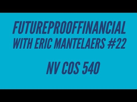 FutureProofFinancial with Eric Mantelaers #22