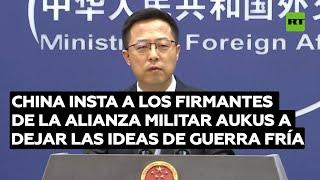 """CHINA DENUNCIA EN LA ONU """"NUEVA CARRERA ARMAMENTISTA ENCABEZADA POR ESTADOS UNIDOS"""""""