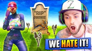 Fortnite's BIGGEST mistake...