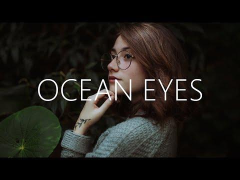 Man Cub x SVRCINA - Ocean Eyes (Lyrics)