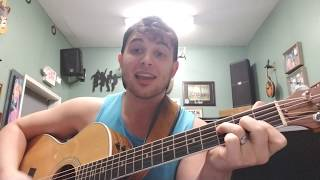 """Mitchell Tenpenny """"Drunk Me"""" Cover By Mathew"""
