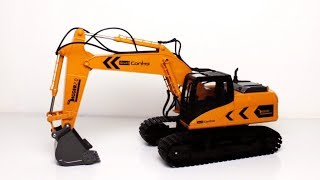 Test & Review - RC-Bagger - Revell Control Digger 2.0