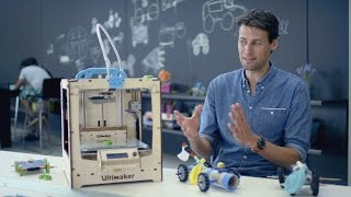 3D Printer Makerspace in a Primary School - Ultimaker: 3D Printing Story