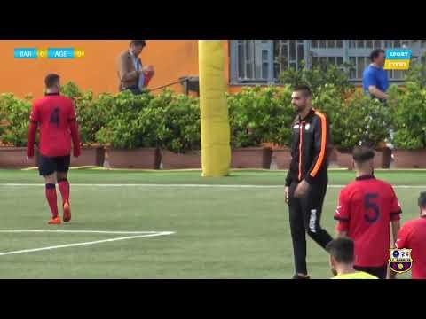 immagine di anteprima del video: BARRESE F.C. Vs. Agerola: 0-2 - Hilights