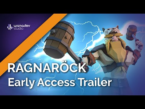 Early Access Trailer de Ragnaröck