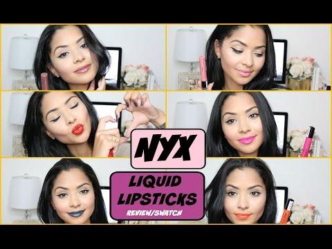 Liquid Suede Cream Lipstick  by NYX Professional Makeup #2