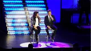 Donny & Marie Performing Deep Purple - Morning Side Of The Mountain - It's A Beautiful Life