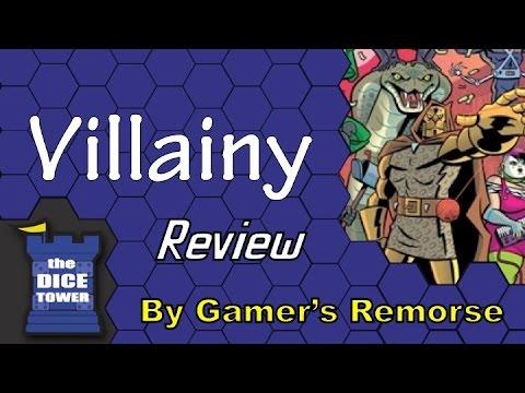 Gamer's Remorse - Villainy