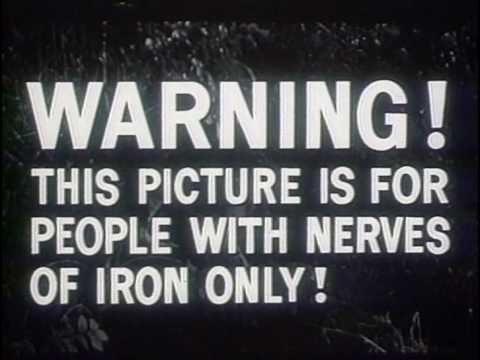 여기숙사의 늑대인간 (Werewolf In A Girl's Dormitory. 1961) Trailer