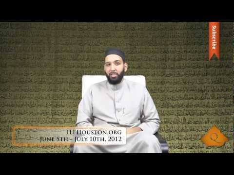 Download Surah Al-Mulk - Omar Suleiman - Quran Weekly Mp4 HD Video and MP3