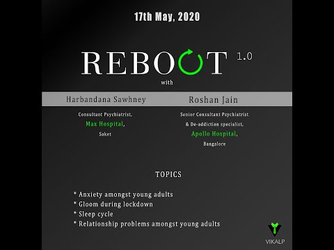 REBOOT 1.0 | Gloom | Anxiety | Sleep Disorder