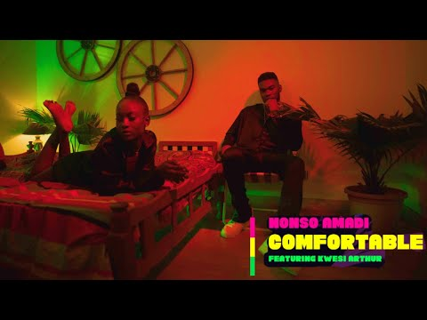 [VIDEO] Nonso Amadi ft. Kwesi Arthur – Comfortable