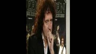 Brian May - Rotterdam Interview (walks out)
