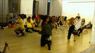 Dr. Feel Good / Rania (Kpop Classes by I LOVE DANCE)
