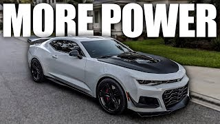 The ZL1 Is Going to get FASTER