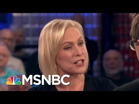 Kristen Gillibrand: 'On Guns, I Should Have Done More' | All In | MSNBC