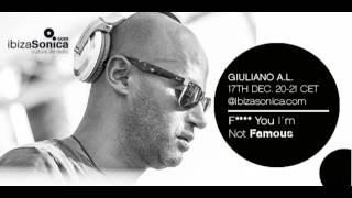 Giuliano A.L. Ibiza sonica Radio Guest Mix