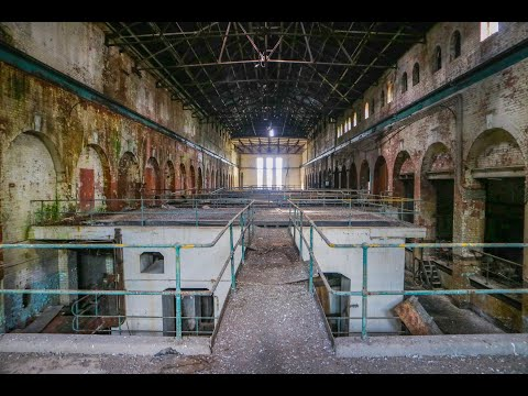 Historic Abandoned Power Station: Decaying Control Room and Turbine Hall - URBEX UK