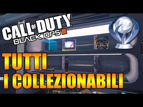 Call of Duty Black Ops 3: Guida Tutti i Collezionabili 100% Trofeo Collezionista