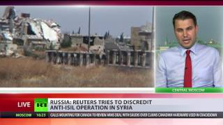 Reuters tries to discredit anti-ISIS operation in Syria – Russian MoD