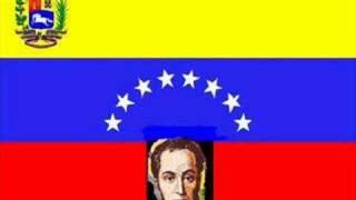 Himno Nacional de la Republica Bolivariana de Venezuela
