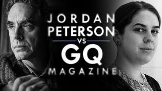 Jordan Peterson vs GQ Magazine