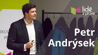 Petr Andrýsek – Nauč svou firmu plavat na vlnách sociálních sítí | LIDÉ Z PRAXE