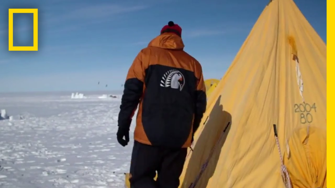 Where Does the Waste Go?: A Day in the Life of a Scientist | Continent 7: Antarctica thumbnail