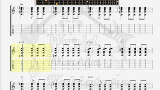 Dream Theater   Regression GUITAR TAB