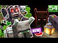 Minecraft The Deep End SMP Episode 54: Balcony Benny