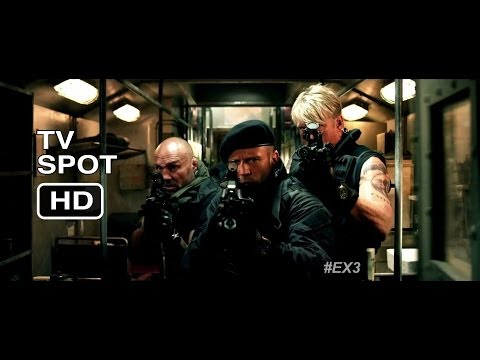 The Expendables 3 (UK TV Spot 'World Cup')